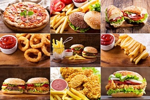 سالم غذا خوردن