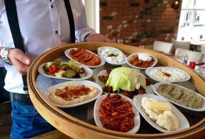 غذاهای خوشمزه ترکیه ای