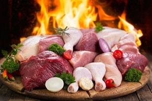 فواید گوشت