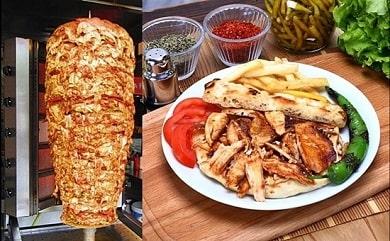 رستوران های کباب ترکی