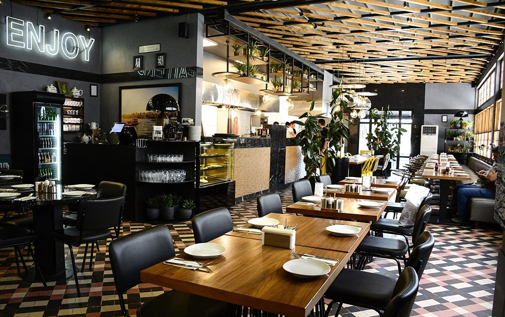 بهترین رستوران کباب ترکی تهران