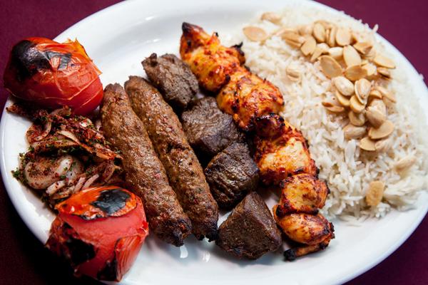 طرز تهیه انواع کباب های عربی
